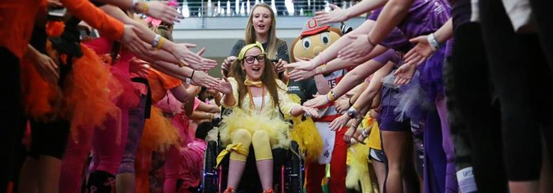 Meet the BuckeyeThon Kids!